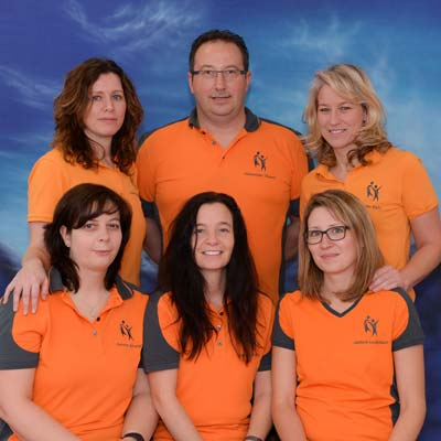 Team Physiologie